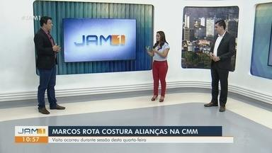 Fábio Melo comenta os destaques da Política no Amazonas desta quinta, dia 03 - Fábio Melo comenta os destaques da Política no Amazonas desta quinta, dia 03.