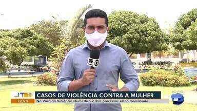 2.323 processos estão tramitando na vara da violência doméstica em Santarém - Saiba mais sobre os dados de um dos crimes que ainda são frequentes na região.
