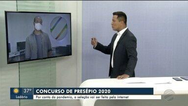 Concurso de presépios de Corumbá será virtual - Inscrições podem ser feitas na fundação de cultura