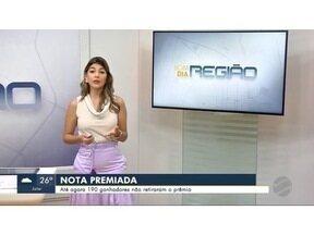 Bom Dia Região - edição de quinta-feira, 03/12/2020 - Bom Dia Região - edição de quinta-feira, 03/12/2020