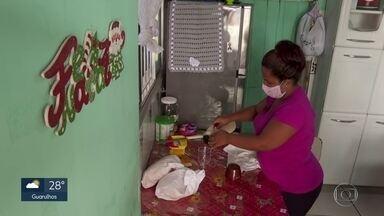 Alta de preços da comida, gás de cozinha e desemprego dificultam alimentação na periferia - Pesquisa realizada com moradores de Heliópolis revela que a maioria precisou diminuir quantidade de comida no prato durante a pandemia.