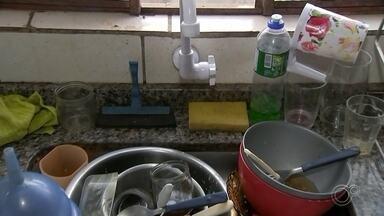 Itu implanta rodízio no abastecimento de água a partir terça-feira - A Prefeitura de Itu (SP) anunciou nesta segunda-feira (7) que a cidade terá rodízio no abastecimento de água a partir terça-feira (8). Segundo a Companhia Ituana de Saneamento (CIS), a cidade enfrenta o menor índice de chuvas desde 1998.