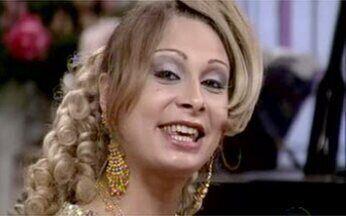 Zorra total - Programa de 08/11/2008 na íntegra - Escreveu, não leu, Lady Kate apareceu!!! Ela e os outros personagens dessa Zorra aprontam pra valer