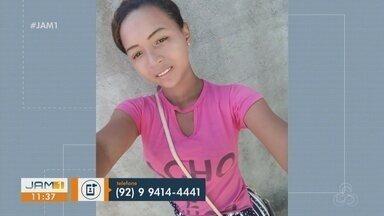 Família procura por jovem de 15 anos desaparecida em Manaus - Família procura por jovem de 15 anos desaparecida em Manaus.