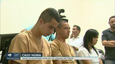 Caso Núbia: júri determina condenação de réus em Franca - Julgamento terminou há pouco.