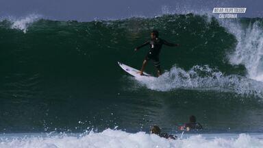 A Vida em San Clemente - Filipe e sua família contam sobre o amor deles por San Clemente, na Califórnia. O lugar gira em torno do surfe e é local de visitação de surfistas do mundo todo.