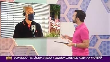 Globo Esporte MS - sexta-feira - 18/12/20 - Globo Esporte MS - sexta-feira - 18/12/20