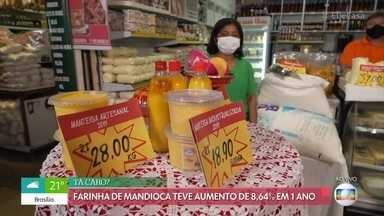 Confira os preços dos itens da ceia de Natal na Bahia - Cesta básica baiana é tradição no Natal