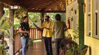 Tô Indo - edição de domingo - 20/12/2020 - Mário aprendeu muito sobre as abelhas nativas da região de Brumadinho e principalmente, sobre a importância da preservação das amigas pequenininhas.