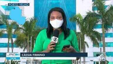 Rondônia registra 10 mortes e 547 novos casos de Covid-19 - Cenário da pandemia em Rondônia.