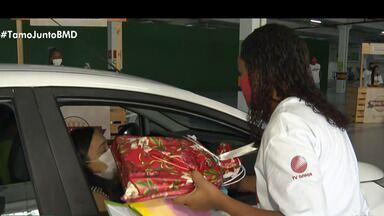 Campanha 'Natal do Bem', arrecada brinquedos para crianças neste sábado; confira - Doações devem ser feitas em drive thrus disponibilizados nos municípios.