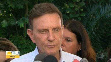 Marcelo Crivella, prefeito do Rio, está preso - Operação do Ministério Público investiga esquema dentro da prefeitura.