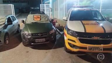 Homem é preso em BH por suspeita de participar de quadrilha de roubo de carros - A polícia diz que tal organização atua na Região Metropolitana de Belo Horizonte.