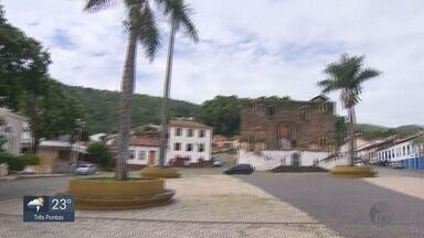 Principais destinos turísticos em MG estão com restrições no fim de ano - Principais destinos turísticos em MG estão com restrições no fim de ano