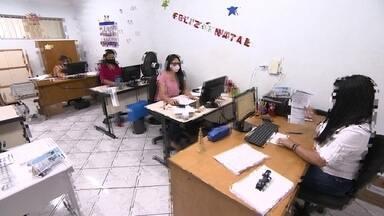 Empresário auxilia funcionários para trabalhar em home office - Foi necessário a recorrer a financiamento para conseguir comprar equipamentos para que todos pudessem trabalhar de casa.