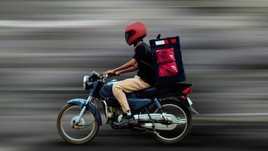Cuidados rápidos com a moto para quem está fazendo muitas entregas. - Cuidados rápidos com a moto para quem está fazendo muitas entregas.