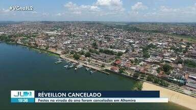 Festas de final de ano são canceladas em Altamira - Festas de final de ano são canceladas em Altamira