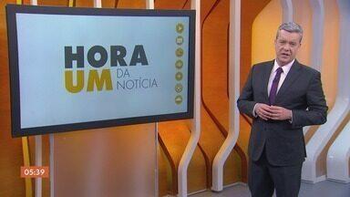 Hora 1 - Edição de 05/01/2021 - Os assuntos mais importantes do Brasil e do mundo, com apresentação de Roberto Kovalick.