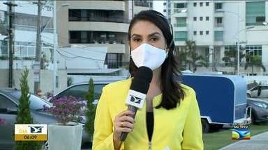 Maranhão acumula 201.454 casos e 4537 mortes pelo novo coronavírus - Nessa quarta-feira (6), 199 novos casos e seis óbitos por Covid-19 foram confirmados no estado.