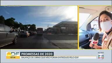 Revitalização da Hélio Prates ainda não saiu do papel - A promessa não é nova, mas a licitação para a reforma foi feita só no mês passado.