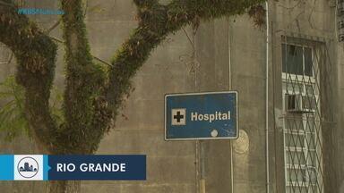 Auditoria no Hospital Santa Casa de Rio Grande acontece nesta sexta (8) - Falta de profissionais da saúde para atendimento de pacientes na UTI Geral do hospital suspendeu o serviço na cidade.