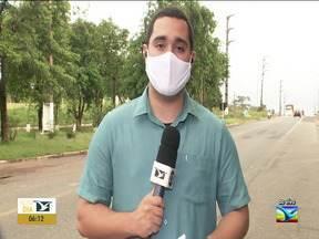 Veja os números da Covid-19 em Imperatriz - Repórter André Sousa apresenta na manhã desta segunda-feira (11) os números atualizados sobre a doença na cidade.