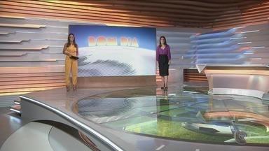 Bom Dia Brasil - Edição de 11/01/2021 - O telejornal, com apresentação de Chico Pinheiro e Ana Paula Araújo, exibe as primeiras notícias do dia no Brasil e no mundo e repercute os fatos mais relevantes.