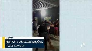 Veja os destaques do Bom Dia Ceará desta segunda-feira (11) - Saiba mais em: g1.com.br/ce