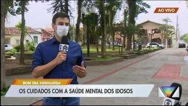 Cuidados com a saúde mental dos idosos - Campanha Janeiro Branco alerta para atenção com os idosos