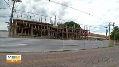 Prefeitura da novo prazo para a entrega da obra que é aguardada por moradores de Corumbá - MS1