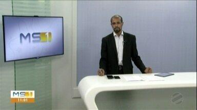 MSTV 1ª Edição Corumbá, edição de segunda-feira, 11/01/2021 - MSTV 1ª Edição Corumbá, edição de segunda-feira, 11/01/2021
