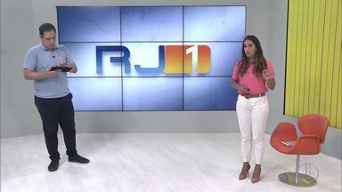 RJ1 Inter TV - Íntegra da edição desta segunda-feira, 11/01/2021 - Apresentado por Ana Paula Mendes, telejornal traz as principais notícias do interior do Rio.