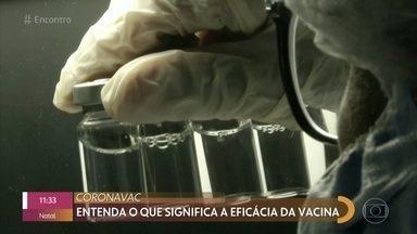 Especialistas garantem que a coronavac é segura e eficaz - Anvisa promete divulgar no domino a liberação de uso emergencial da coronavac e da vacina de Oxford