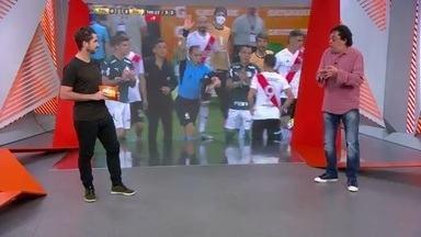"""Casão: """" Palmeiras entrou em campo sem medo"""" - Casão: """" Palmeiras entrou em campo sem medo"""""""