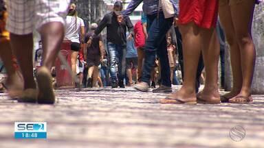 Fim do auxílio emergencial gera apreensão para a economia sergipana - Fim do auxílio emergencial gera apreensão para a economia sergipana.