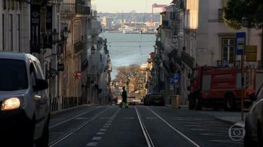 Portugal decreta novo lockdown - Comércio e serviços não essenciais vão fechar por, pelo menos, 15 dias. Mas as escolas vão continuar abertas.
