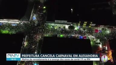 Prefeitura de Alexandria cancela Carnaval 2021 - Prefeitura de Alexandria cancela Carnaval 2021