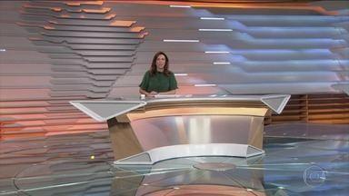 Bom dia Brasil - Edição de 14/01/2021 - O telejornal, com apresentação de Chico Pinheiro e Ana Paula Araújo, exibe as primeiras notícias do dia no Brasil e no mundo e repercute os fatos mais relevantes.