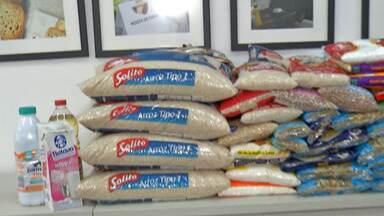 Projeto promove arrecadação de alimentos para ajudar famílias em Mogi - O Fundo Social permanecerá com a arrecadação até final de março.