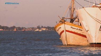 Secretaria da Pesca volta a proibir pesca de arrasto no RS um mês após STF liberar prática - Assista ao vídeo.