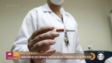 Fique por dentro das últimas notícias sobre a vacinação no Brasil - Ministério da Saúde alerta sobre sites falsos para cadastramento de vacina para roubar dados das pessoas. Médica tira dúvida a população sobre a vacinação