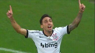 Corinthians derrota em Sport em Itaquera - Corinthians derrota em Sport em Itaquera