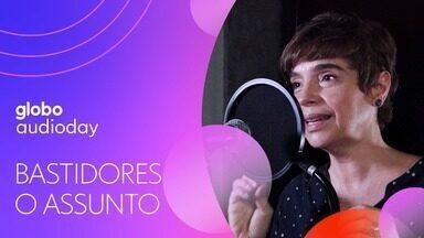 Bastidores O Assunto - Renata Lo Prete mostra mais sobre a rotina de produção do podcast O Assunto em um vídeo com os bastidores do podcast mais baixado da América Latina.