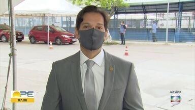 Delegado tira dúvidas sobre golpe de roubo de linhas - Eronides Meneses falou sobre investigações dos casos e formas de se proteger.