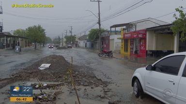 Chuva causa alagamentos e estragos nas Regiões Central e do Vale do Rio Pardo no RS - Assista ao vídeo.
