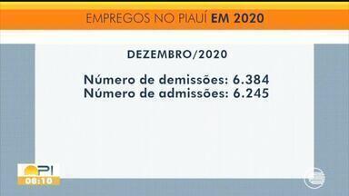 Após cinco meses em crescimento, Piauí tem saldo negativo nas contratações - Após cinco meses em crescimento, Piauí tem saldo negativo nas contratações