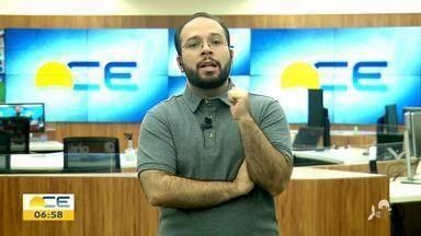 Juscelino Filho comenta os destaques do Esporte - Saiba mais no g1.com.br/ce