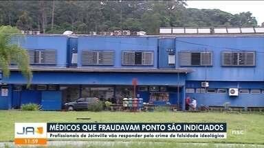 Médicos de Joinville que fraudavam ponto são indiciados - Médicos de Joinville que fraudavam ponto são indiciados