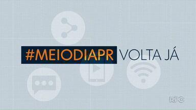 Telespectadores chamam intervalos do Meio-Dia Paraná desta sexta-feira (29) - Envie o seu vídeo para (42) 99974-0062.