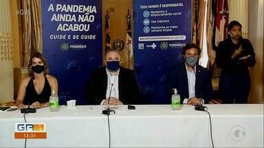 Governo de Pernambuco suspende feriado de carnaval em 2021 - O anúncio foi feito pelo secretário de turismo, Rodrigo Novaes.